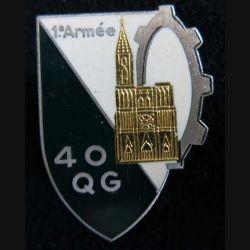 40° EQG :40° escadron de quarier général Drago Paris G. 2241