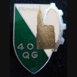 40° EQG : 40° escadron de quarier général Drago Paris G. 2241