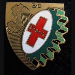 DTDSS :détachement du Train de la direction du service de santé en E.O Drago Béranger émail