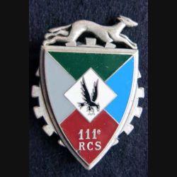 111° RCS : 111° régiment de commandement et de soutien Fraisse Paris G. 2821