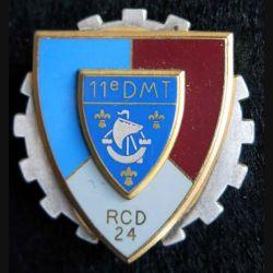 24° RCD :24° régiment de commandement divisionnaire (11° D.M.T.) Delsart G. 3313