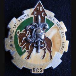 10° RCS : escadron de circulation du 10° régiment de commandement et de soutien Delsart