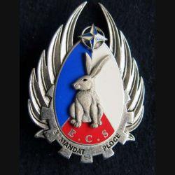 BFS ECS : escadron de commandement et de soutien du bataillon français de soutien de l' IFOR PLOCE Boussemart