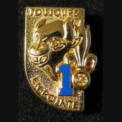 126° RI : 1° compagnie du 126° régiment d'infanterie Boussemart 2001