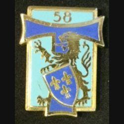 58° RT : 58° RÉGIMENT DE TRANSMISSIONS (DELSART 1914)