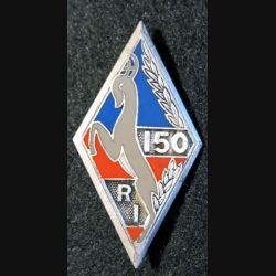 150° RI : 150° régiment d'infanterieDrago Paris G. 460 embouti guilloché