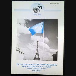 1. Bulletin du centre d'information des Nations Unies - Paris Décembre 1996 n°22