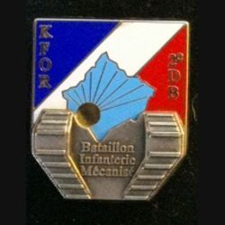2°DIVISION BLINDEE BATAILLON D'INFANTERIE MACANISE