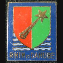 1° Armée : 1° armée française Rhin et Danube Drago Paris A. 3075