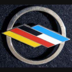 BFA : Insigne de béret de la brigade franco allemande Boussemart