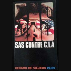 1. SAS SAS contre C.I.A de Gérard de Villiers aux éditions Plon