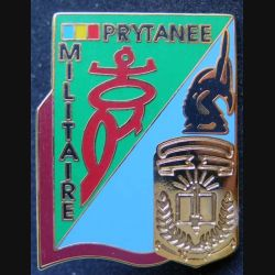 ECOLE : insigne métallique du prytanée militaire de fabrication Mag Force P 3242