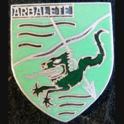 L'ARBALETE: LSSL (Landing Ship Support Large) L'Arbalète Augis Lyon émail