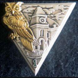 1° compagnie Brevet de combat localité du 2° régiment étranger de parachutistes