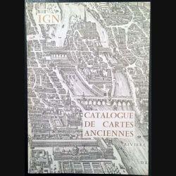 1. Catalogue de cartes anciennes de l'institut national de géographie