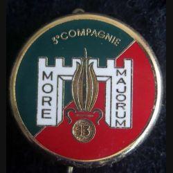 3° compagnie de la 13° demi brigade de la légion étrangère Delsart Sens