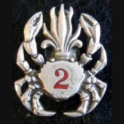 2°GA du 1° Régiment étranger de cavalerie Drago Paris