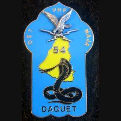 Détachement NAJA VHF du 54° RT DAGUET Delsart Sens