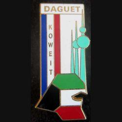 Détachement français au Koweit de l'opération DAGUET Fraisse Paris