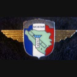 Détachement de l'Air de l'IFOR à Mostar Delsart Sens