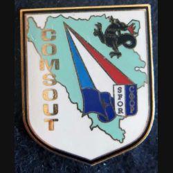 Commandement du Soutien (COMSOUT) de la DMNSE G. 4559