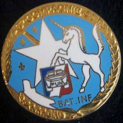 5° compagnie bataillon d'infanterie FORPRONU Ballard