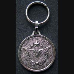 SIRPA AIR : porte clés métallique du SIRPA de l'Armée de l'Air française