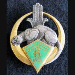 6° régiment de tirailleurs algériens RTADrago Paris