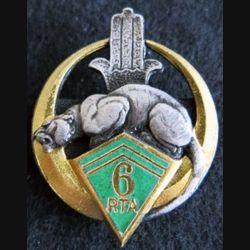 6° régiment de tirailleurs algériens RTA Drago Paris