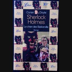 1. Une aventure de Sherlock Holmes - Le chien des Baskerville de Sir Arthur Conan Doyle aux éditions Librio