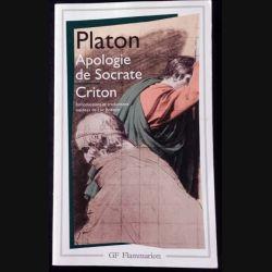1. Apologie de Socrate par Platon aux éditions GF Flammarion