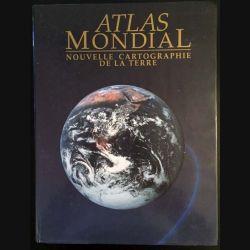1. Atlas mondial nouvelle cartographie de la terre aux éditions France loisirs