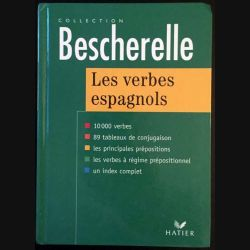 1. Bescherelle Les verbes espagnols formes et emplois de Francis Mateo et Antonio José Rojo Sastre aux éditions Hatier