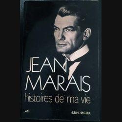 1. Histoire de ma vie de Jean Marais aux éditions Albin Michel