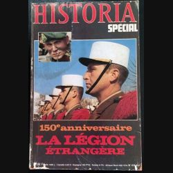1. Historia numéro spécial : La légion étrangère N°414 bis (C37)