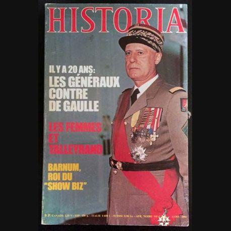 1. Historia n°413 Louise Michel / Citroën : la croisière jaune / le grand schisme d'occident