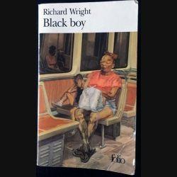 1. Black Boy de Richard Wright aux éditions Gallimard