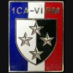1° CA - VI° RM : 1° CORPS D'ARMÉE VI° RÉGION MILITAIRE Drago G. 2494