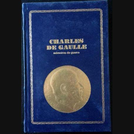 1. Charles de Gaulle mémoires de guerre Tome 2 Le salut 1944 - 1946 de Charles De Gaulle aux éditions Famot