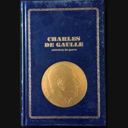 1. Charles de Gaulle mémoires de guerre l'Unité 1942 - 1944 de Charles De Gaulle aux éditions Famot (C101)