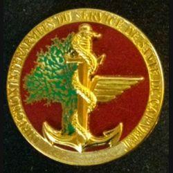 SANTE : insigne de la direction interarmées du service de santé du Cap vert