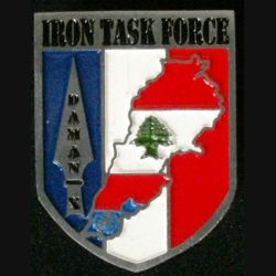 IRON TASK FORCE DAMAN X
