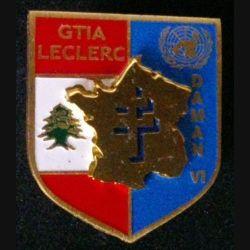 GTIA LECLERC DAMAN VI