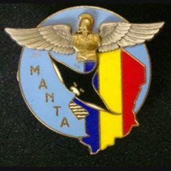 DÉTACHEMENT DU GÉNIE DE L'AIR MANTA