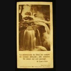 IMAGES PIEUSES : CITATION DU CURÉ D'ARS