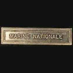 "BARRETTE ""MARINE NATIONALE"""
