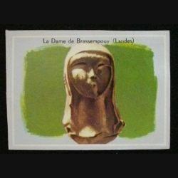 LA DAME DE BRASSEMPOUY (LANDES)
