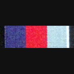 GRANDE BRETAGNE : RUBAN DE LA MÉDAILLE 1939-1945 STAR