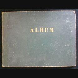 ALBUM DE CROQUIS DE EDOUARD MANGIN 1859
