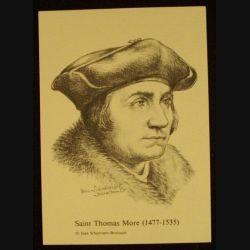SAINT THOMAS MORE (1477-1535)